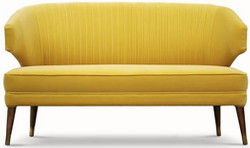 Luxus 2er Sofa Ibis