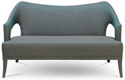 Luxury 2 Seat Sofa N°20