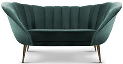 Luxury 2 Seat Sofa Andes
