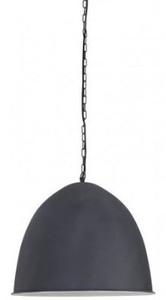 Casa Padrino Industry Ceiling Hanging Lamp White Diameter 50 x H 42.5 cm Industry - Furniture Hanging Lamp