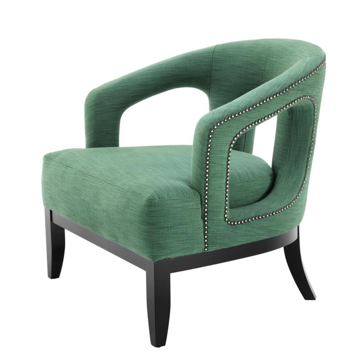 Casa Padrino Luxus Designer Sessel Hotel Sessel Möbel