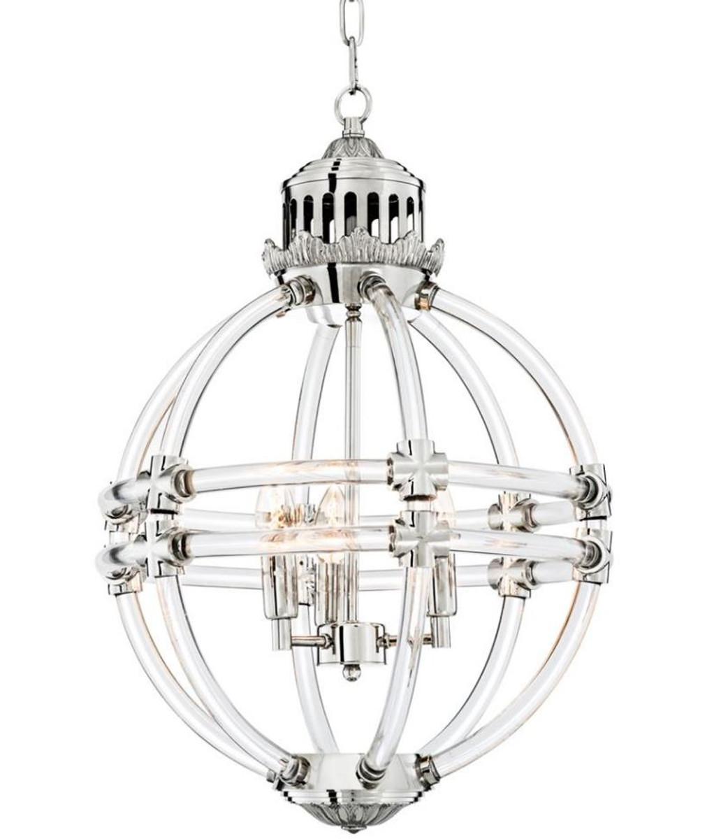 Casa Padrino Luxus Kronleuchter Durchmesser 43 X H. 64 Cm   Möbel Lüster  Leuchter Hängeleuchte Hängelampe