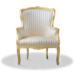 Casa Padrino baroque armchair 70 x 65 x H. 100 cm - Luxury Salon Armchair