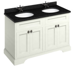 Casa Padrino washing cabinet / washbasin with granite top and 4 doors - Hotel Furniture