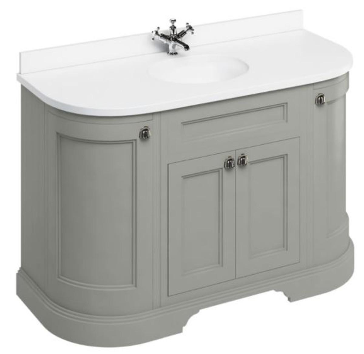 casa padrino waschschrank waschtisch mit marmorplatte und 4 t ren 134 x 55 x h 93 cm. Black Bedroom Furniture Sets. Home Design Ideas