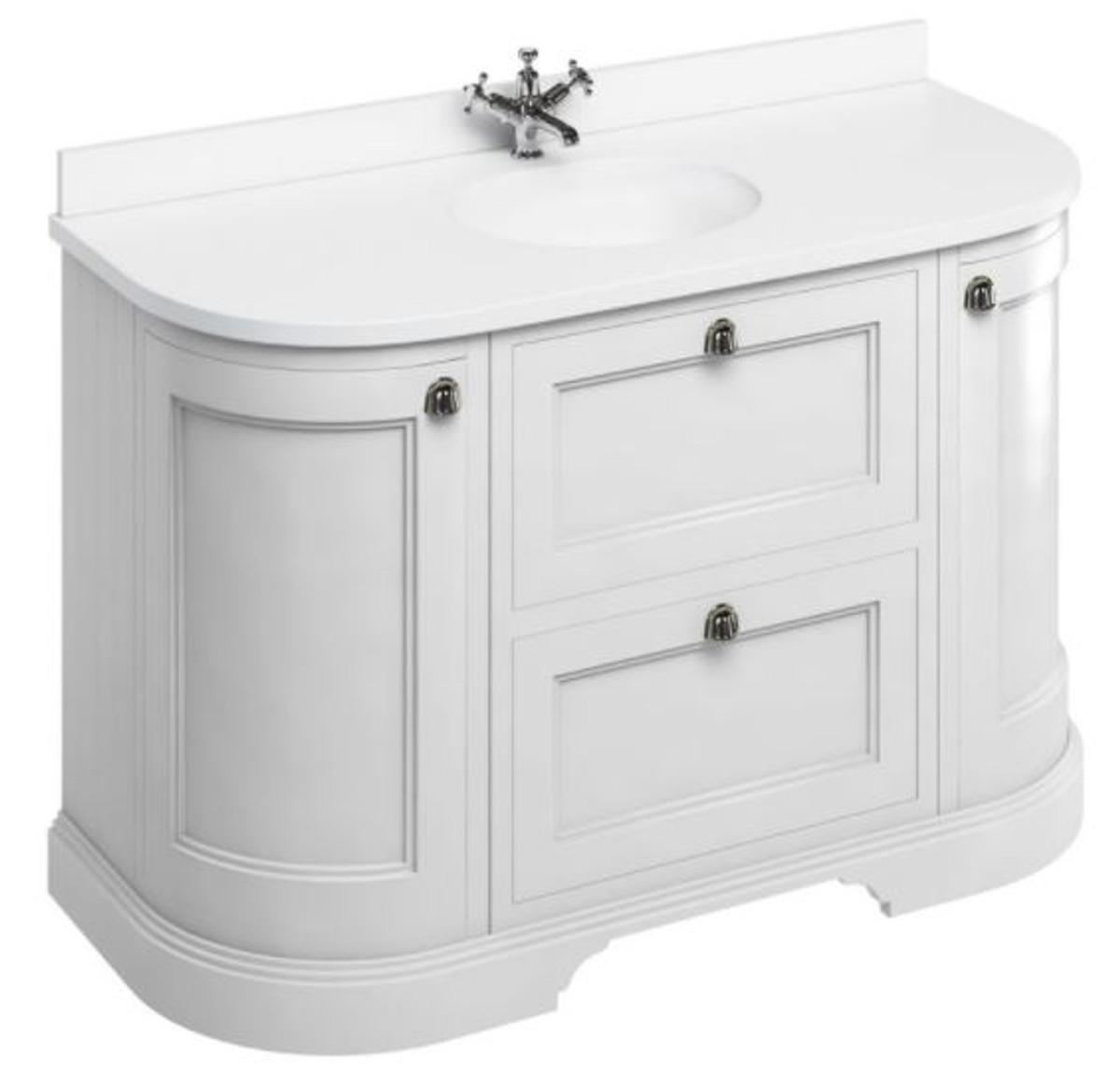 casa padrino waschschrank waschtisch mit marmorplatte t ren und schubladen freistehende. Black Bedroom Furniture Sets. Home Design Ideas