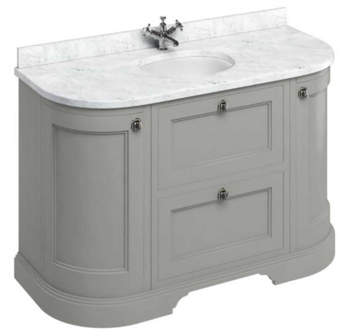 casa padrino waschschrank waschtisch mit marmorplatte t ren und schubladen 134 x 55 x h 93 cm. Black Bedroom Furniture Sets. Home Design Ideas