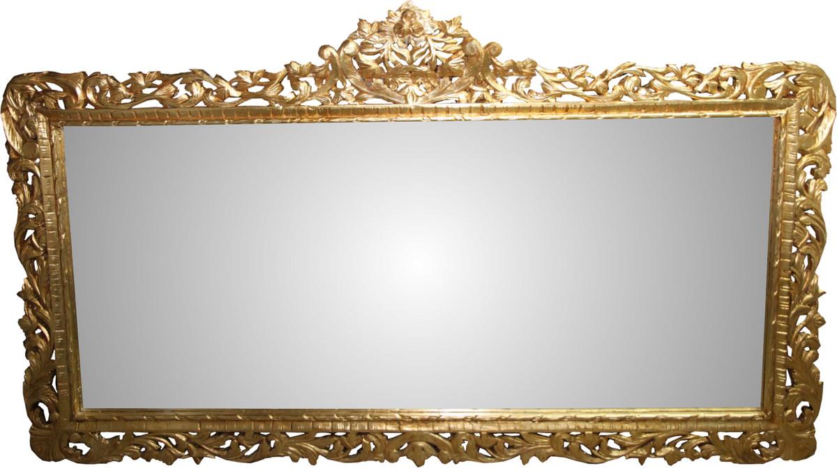 barock wandspiegel stunning vintage barock spiegel with barock wandspiegel filigraner rock. Black Bedroom Furniture Sets. Home Design Ideas
