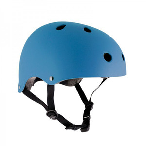 SFR Skateboard / Scooter / Inliner / BMX  / Rollschuh Schutz Helm - Hellblau - Skateboard Schutzausrüstung