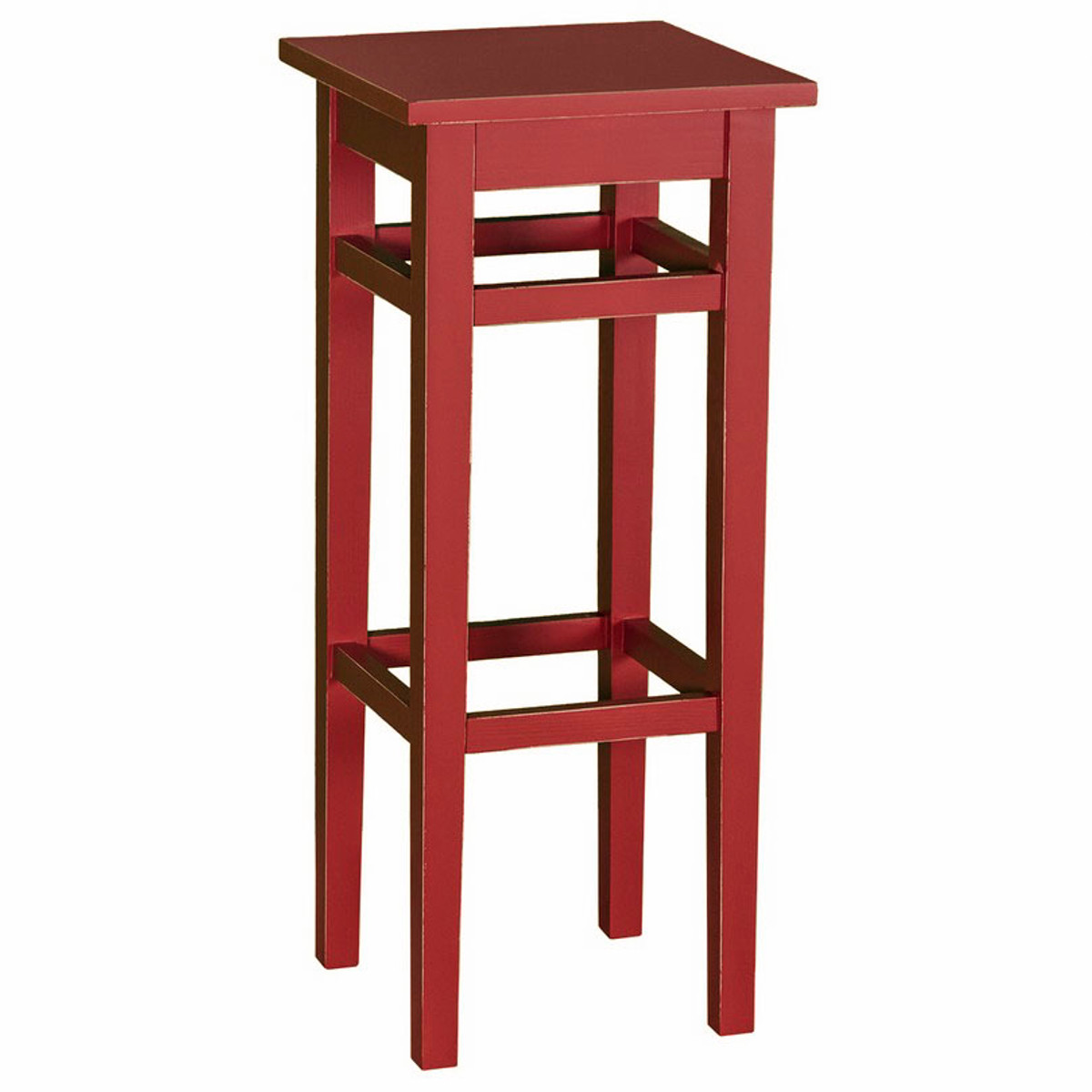 Casa Padrino Country House Style Bar Stool Solid Wood