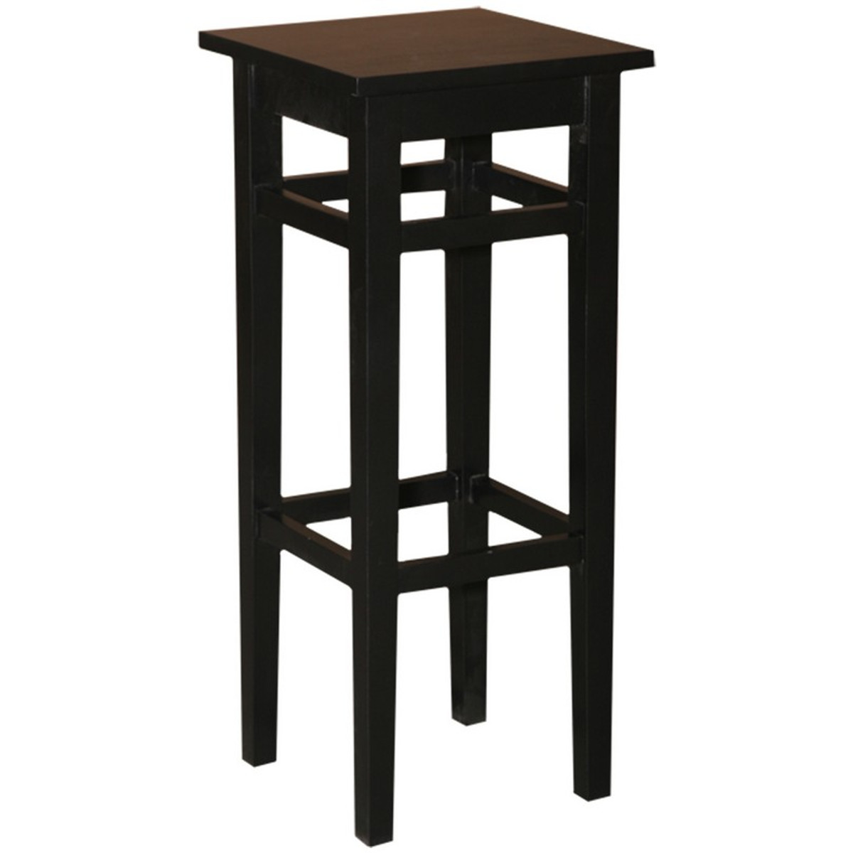 Prime Casa Padrino Country House Style Bar Stool Solid Wood Shabby Chic Country Style Barstool Bar Chair Machost Co Dining Chair Design Ideas Machostcouk