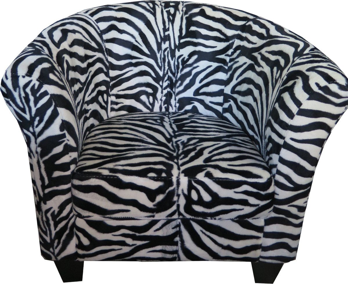 Chesterfield m bel for Stuhl zebra design