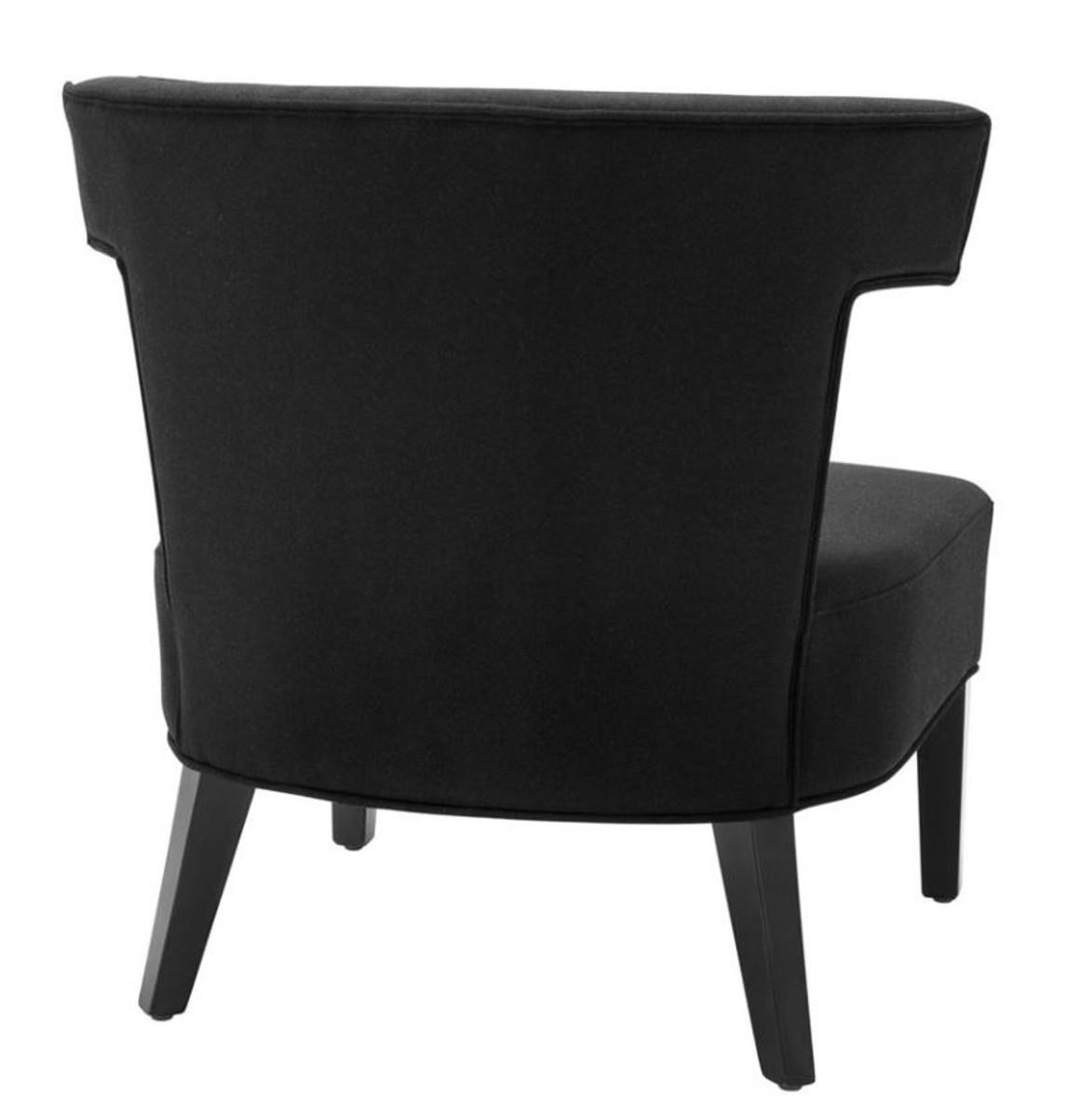 casa padrino luxus sessel schwarz designer m bel sessel. Black Bedroom Furniture Sets. Home Design Ideas