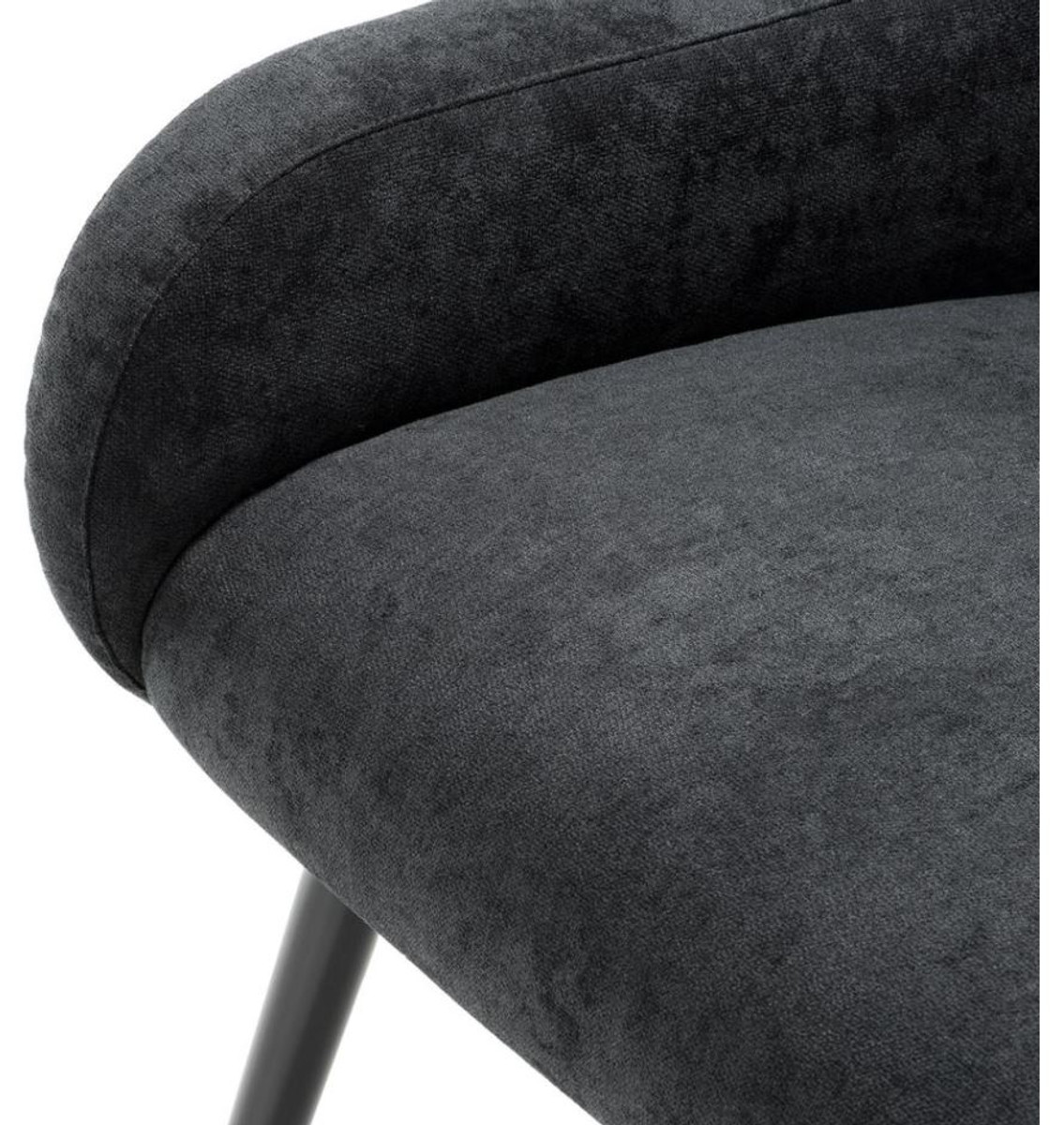 Casa Padrino designer dining chair with armrests luxury  : Casa Padrino Designer Hochstuhl Barstuhl Barh3 from www.barockgrosshandel.de size 893 x 944 jpeg 147kB