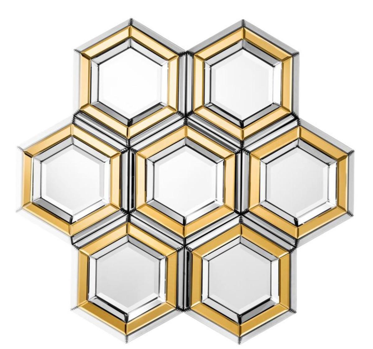 casa padrino designer spiegel gold 100 x h 103 cm luxus. Black Bedroom Furniture Sets. Home Design Ideas