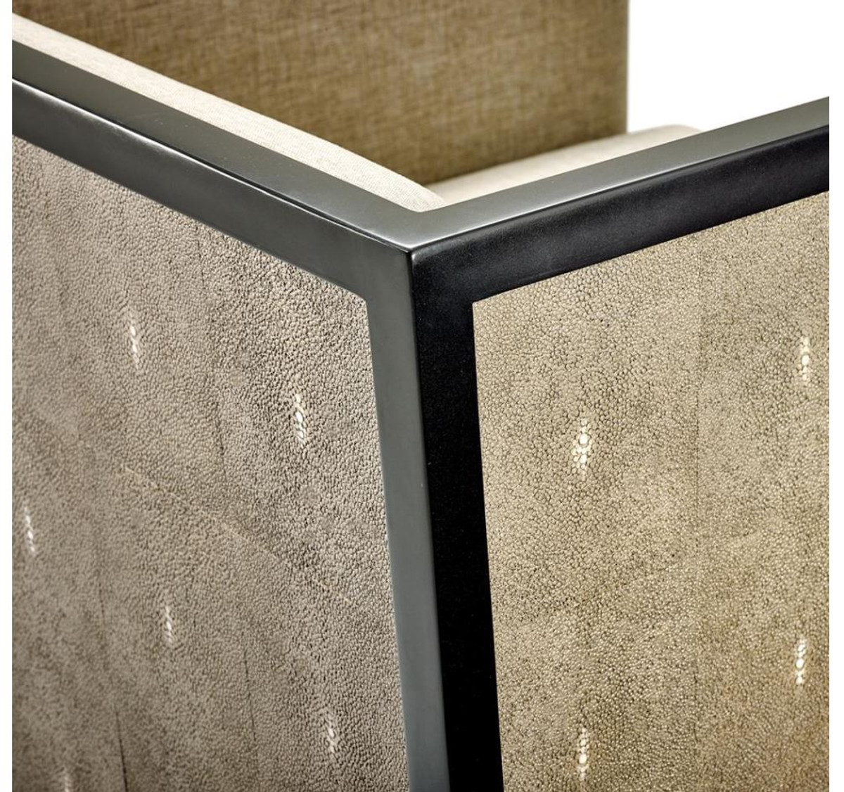 casa padrino luxus sessel grau designer hotel m bel. Black Bedroom Furniture Sets. Home Design Ideas