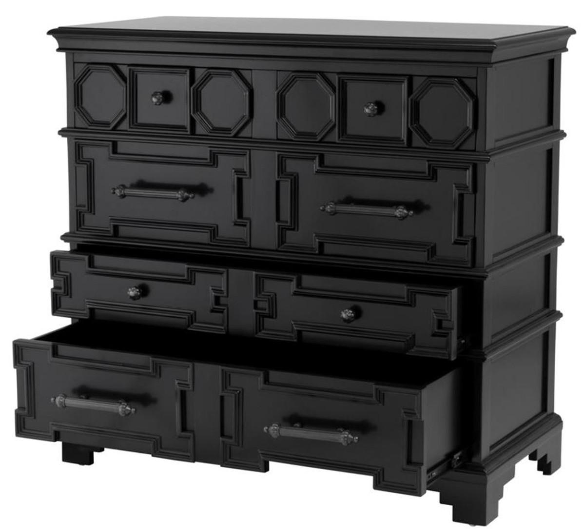 casa padrino luxury mahogany commode 107 x 51 x h 101 cm. Black Bedroom Furniture Sets. Home Design Ideas
