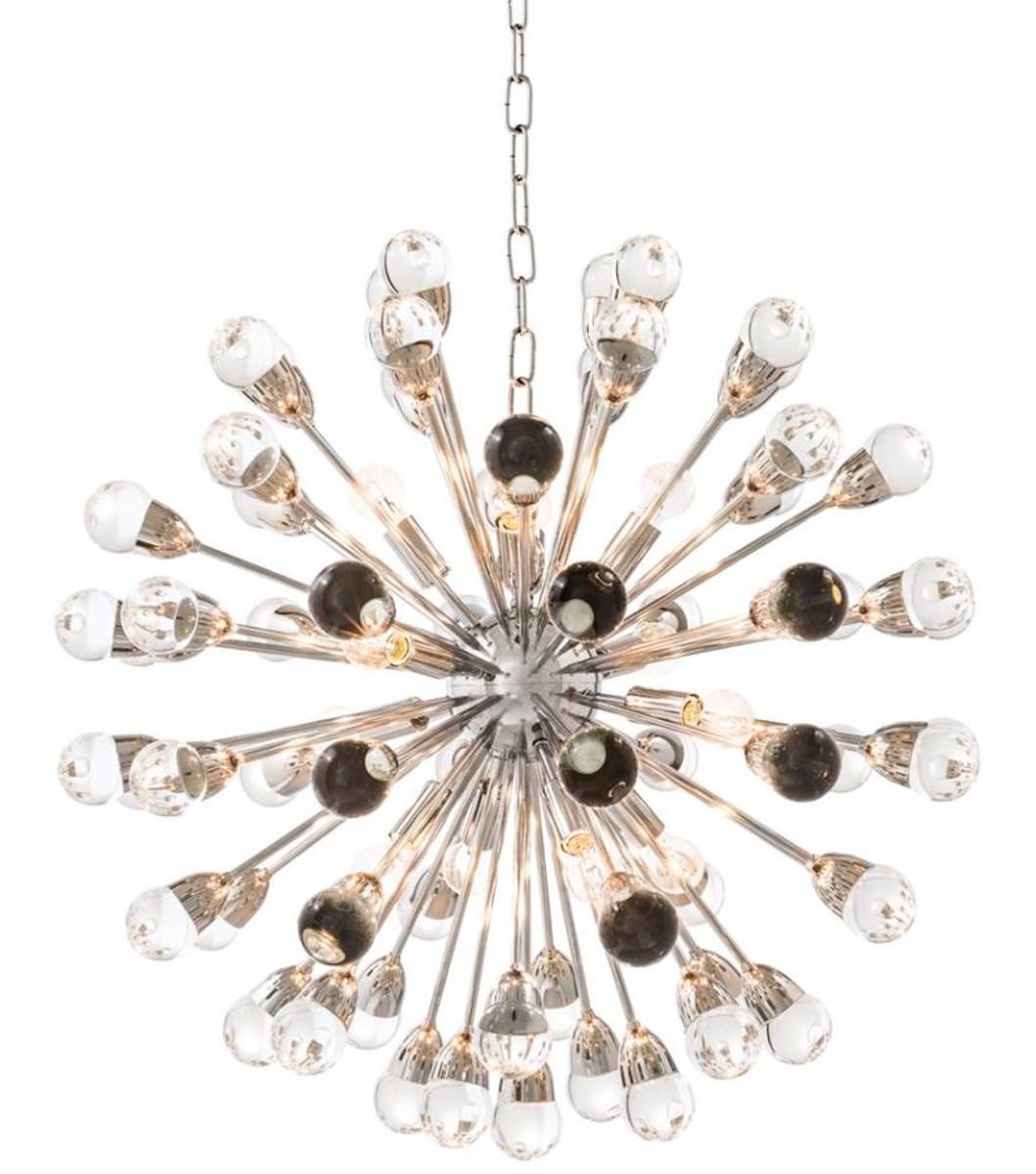 casa padrino luxus designer kronleuchter silber durchmesser 75 cm limited edition leuchten. Black Bedroom Furniture Sets. Home Design Ideas