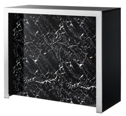 Casa Padrino designer bar 120 x 48 x H. 104.5 cm - luxury bar cabinet