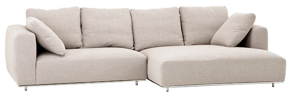 casa padrino luxus sofa sandfarbig designer ecksofa sofas luxus hotel sofas. Black Bedroom Furniture Sets. Home Design Ideas