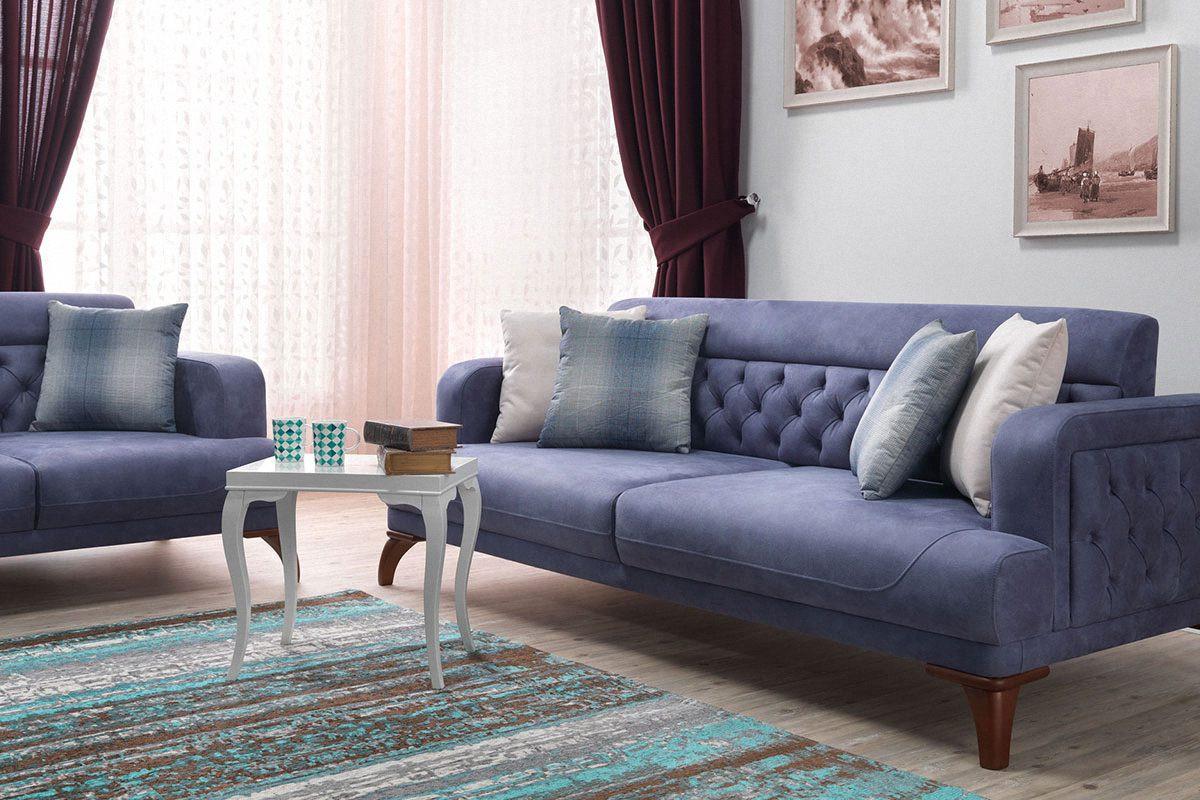 Casa Padrino Designer Wohnzimmer Sets im modernen Stil - 3