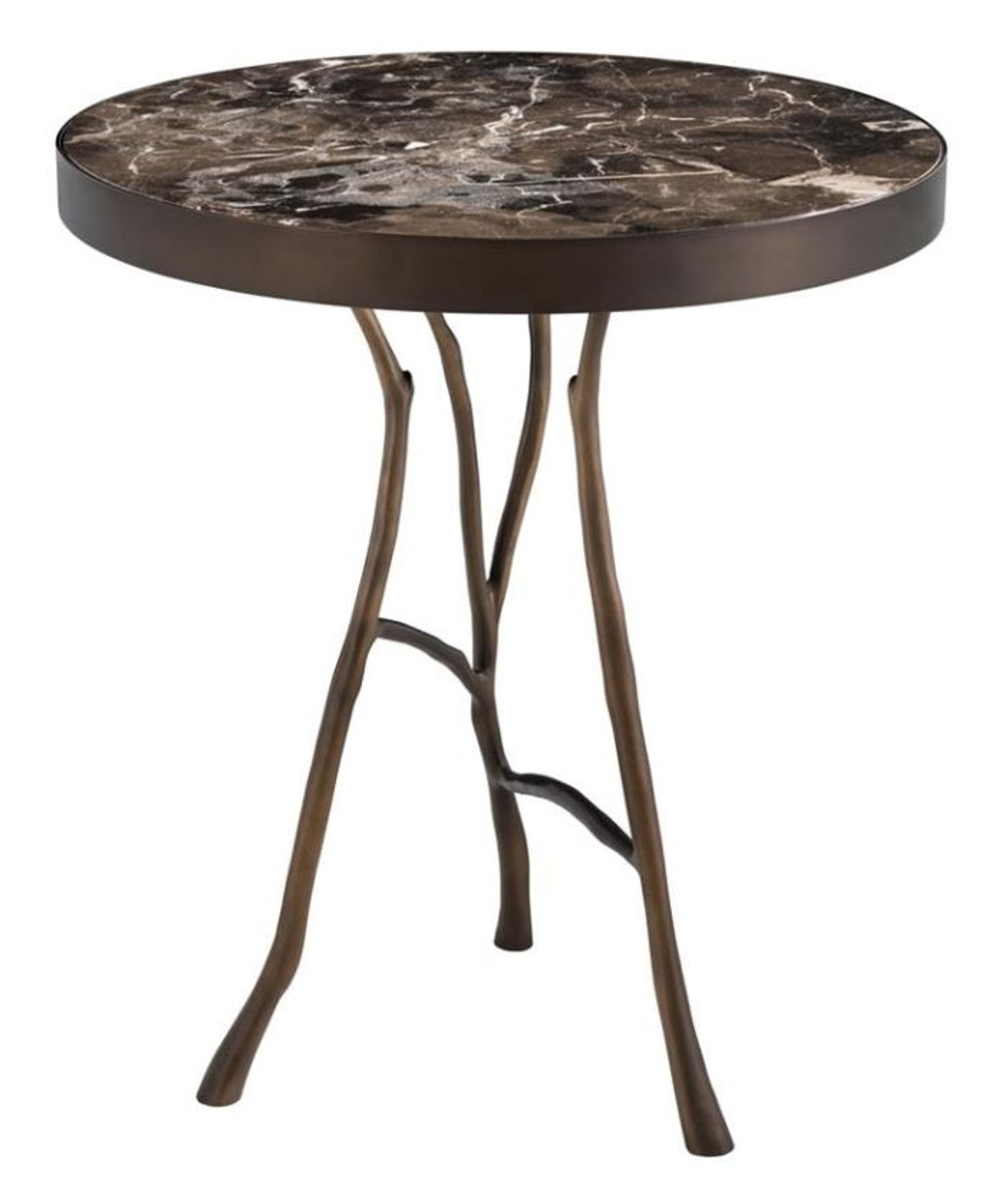 design Table de luxe x table Casa 50 de cm d'hôtel chevet Padrino H58 lJ31uFTKc