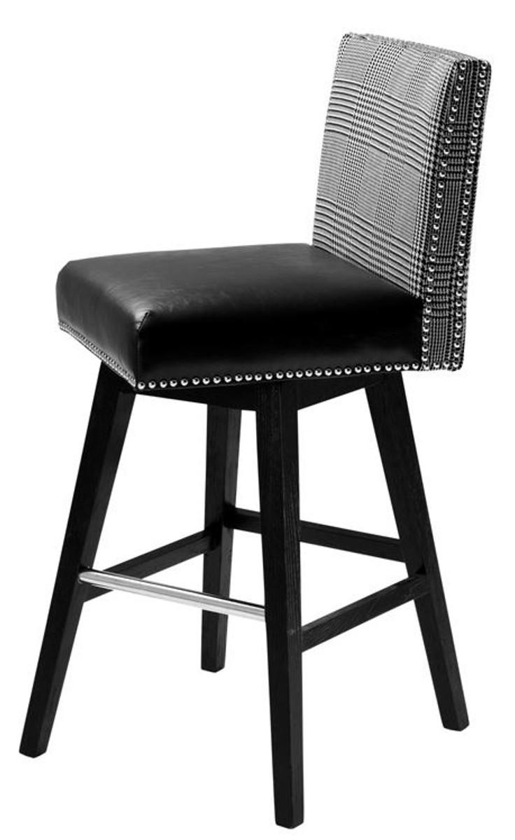 Casa Padrino Luxury Chair Bar Chair Bar Stool With