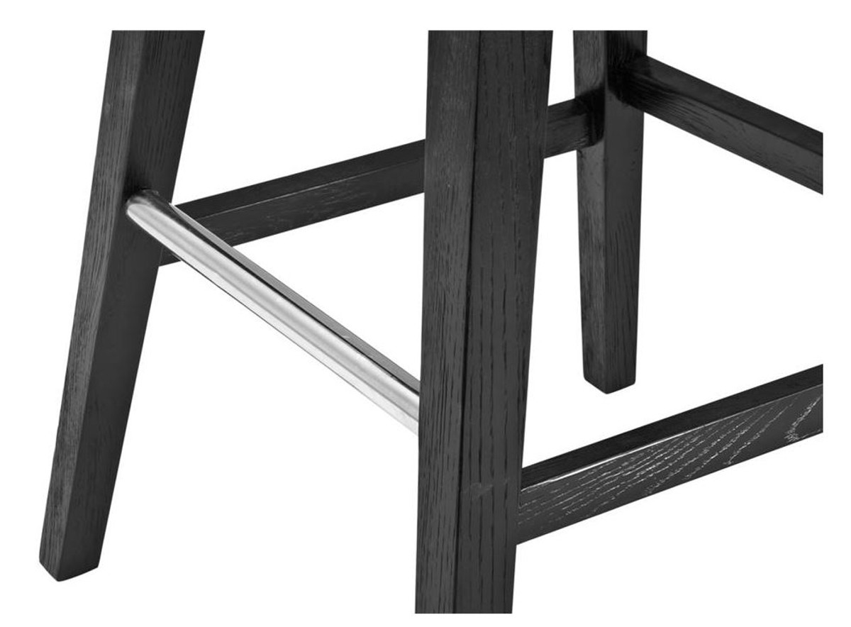 casa padrino luxus hochstuhl barstuhl barhocker mit drehbarem sitz designer hotel m bel. Black Bedroom Furniture Sets. Home Design Ideas