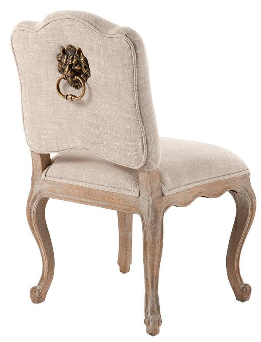 casa padrino designer esszimmerstuhl beige luxus qualit t st hle luxus st hle luxus. Black Bedroom Furniture Sets. Home Design Ideas