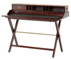 Casa Padrino travel desk with 5 drawers - luxury desk