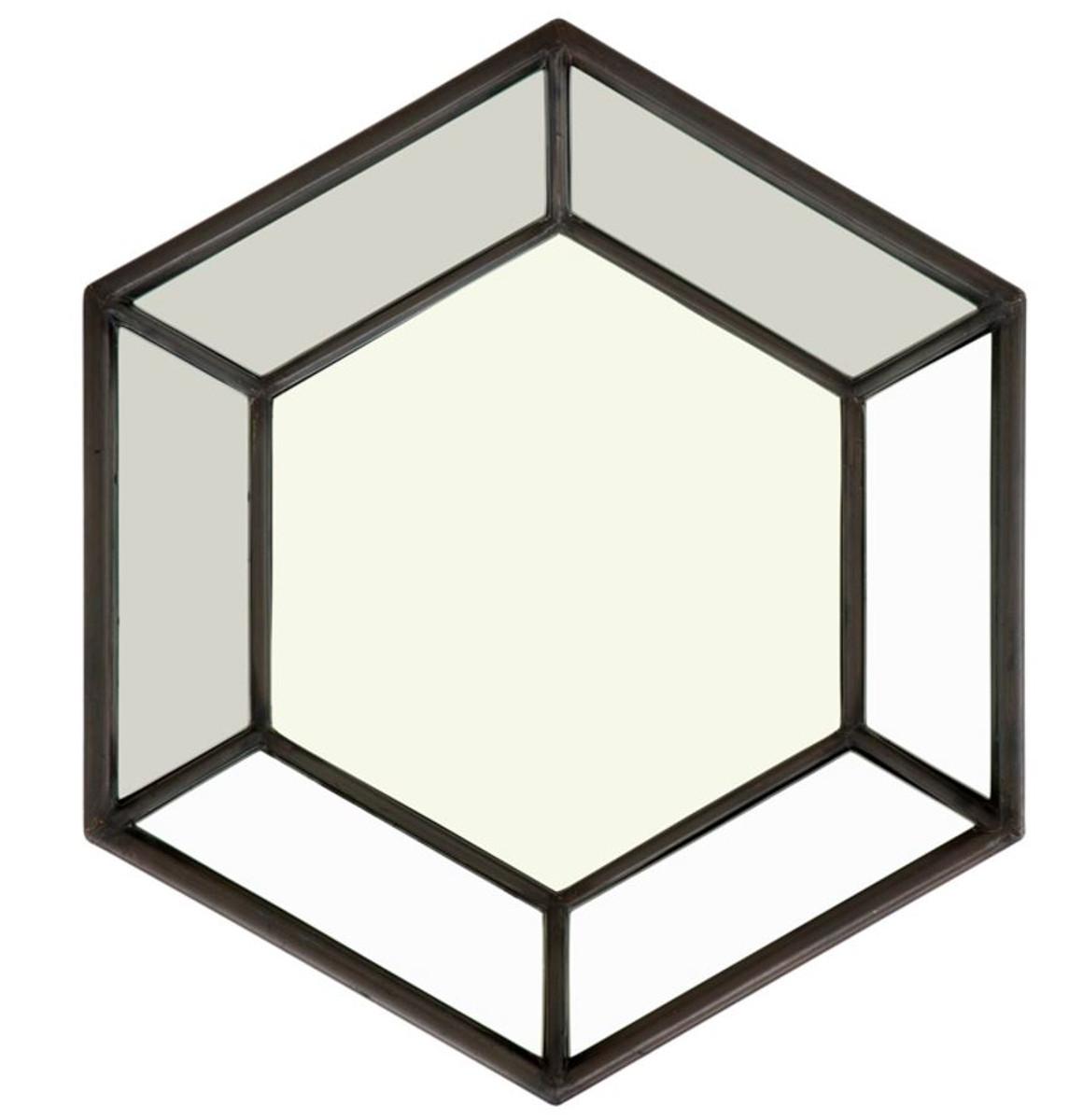 casa padrino luxus spiegel 6er set designer wandspiegel. Black Bedroom Furniture Sets. Home Design Ideas