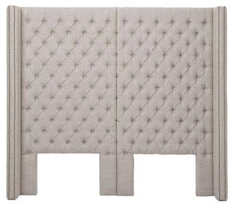 Casa Padrino letto di lusso testiera 200 x H. 180 cm - camera da ...