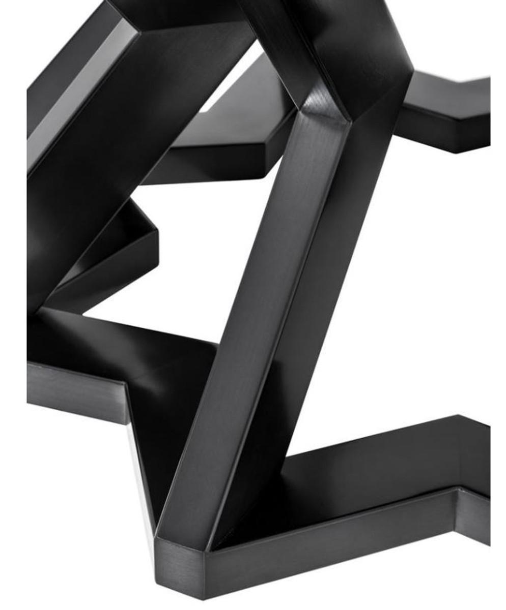 Casa Padrino Designer Hotel Salon Tisch 101 x H. 85 cm - Luxus Kollektion 3