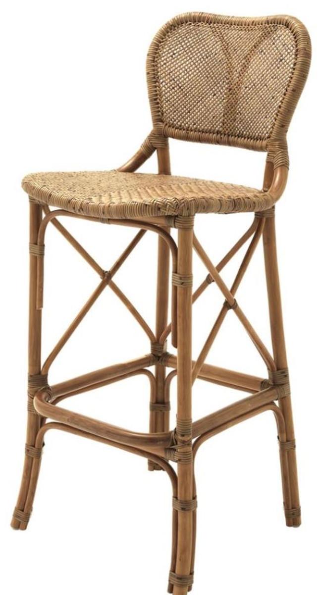 Casa Padrino Designer High Chair Bar Chair Bar Stool