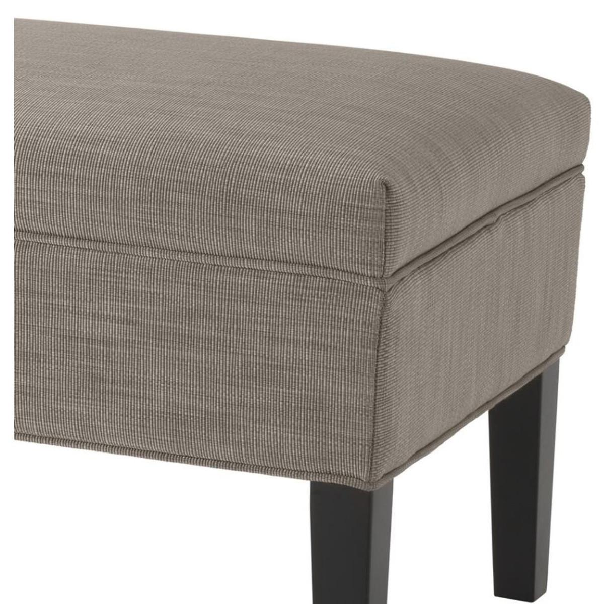 casa padrino designer sitzbank hellbraun 140 x 50 x h 45. Black Bedroom Furniture Sets. Home Design Ideas