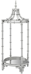 Casa Padrino luxury umbrella stand silver 31 x H. 69,5 cm - designer accessories