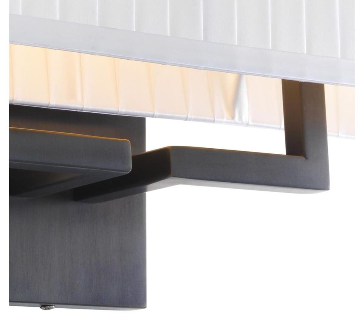 Wunderbar Designer Wandleuchten Das Beste Von Casa Padrino Wandleuchte Bronze 36 X 13,5