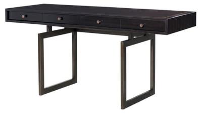 Casa Padrino Luxus Schreibtisch 160 x 55 x H. 76 cm - Designer Kollektion – Bild