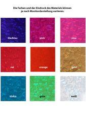 Set Crop Top + Panty + Haargummi, Hologramm, diverse Farben – Bild 3
