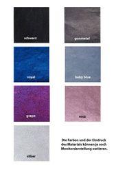 Turnanzug / Gymnastikanzug Basic, Metallic Sheen, diverse Farben – Bild 2