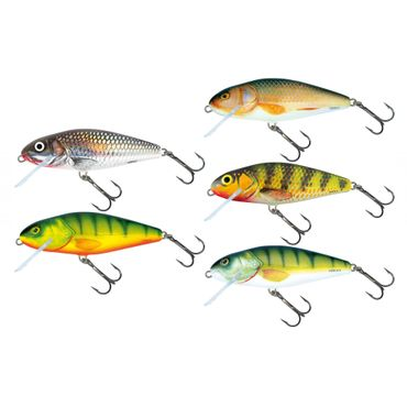 Salmo Perch Wobbler