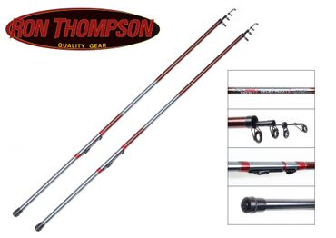 2 Ron Thompson Forellenrute Fun Tech TeleTrout 285cm 10-30g