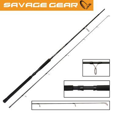 Savage Gear MPP 198cm Spin & Twitch 100g XH Spinnrute