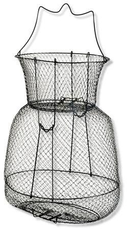 Zebco Draht Setzkescher oval 40cm