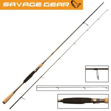 Savage Gear Bushwhacker XLNT2 213cm 10-40g - Spinnrute