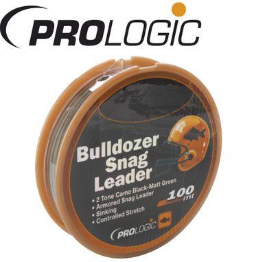 Prologic Bulldozer Snag Leader 100m 27,8kg 0,70mm Camo- Vorfachschnur
