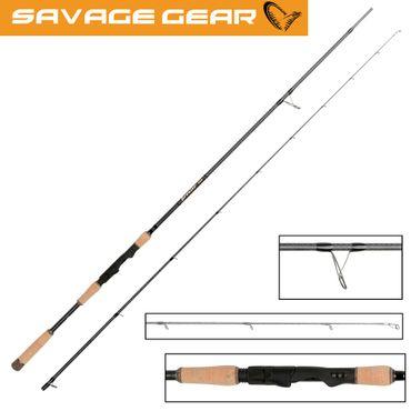 Savage Gear Spinnrute Browser CCS 250cm 12-35g