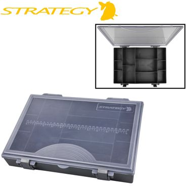 Strategy Tackle Box 34,5x25,5x6cm - Angelbox