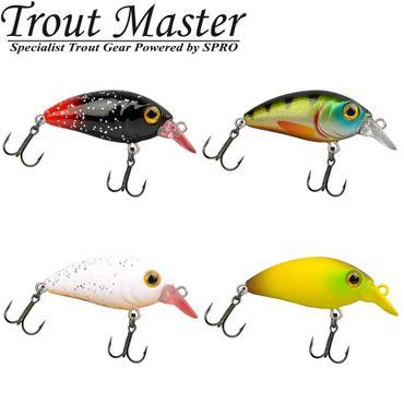 Trout Master Mini Crank SL30 3cm 2,1g - Wobbler