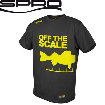 Spro Predator T-Shirts Off the Scale - T-Shirt